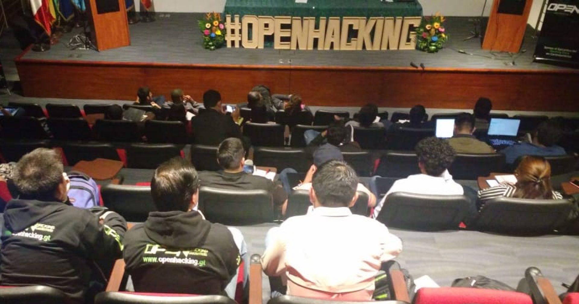 OPEN HACKING GUATEMALA